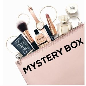 MMYSTERY Beauty Box!!! High end beauty labels